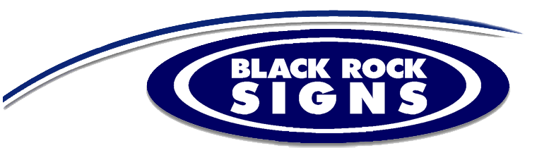 Black Rock Signs
